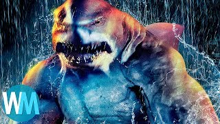 Supervillain Origins: King Shark