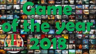 Game of the Year Awards 2018 - Worthabuy