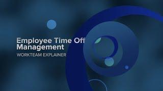 Workteam Time & Attendance video