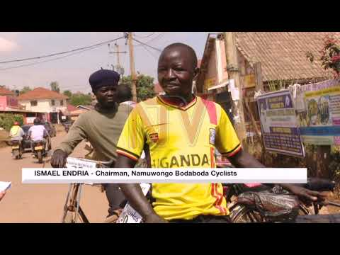 Namuwongo bicycle riders devise easy identification method