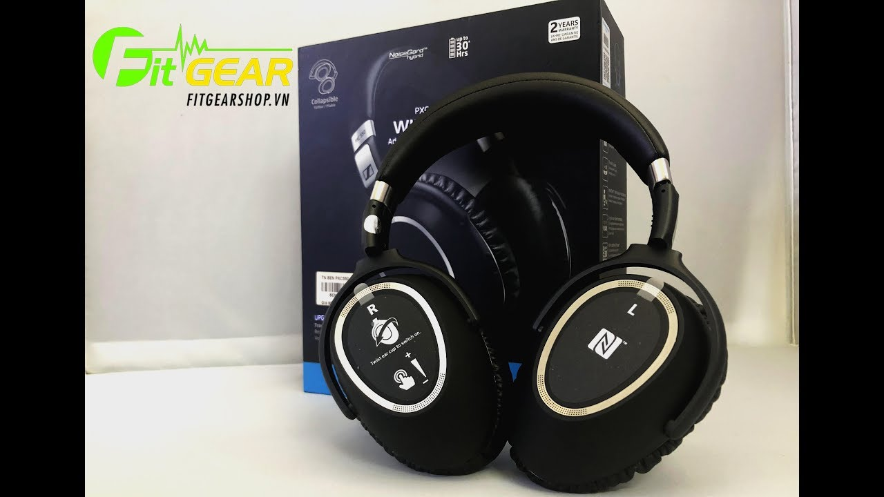 Sennheiser - PXC550 Wireless Headphones