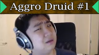Hearthstone Aggro Druid #1 - Unleashing the SMOrc within
