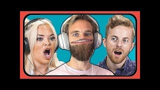 (Pewdiepie中文字幕)青少年們對關注PDP的反應Reacting to YouTubers Reacting to Pewdiepie vs 🅱Series