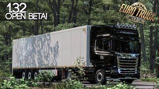Euro Truck Simulator 2 - 1.32 UPDATE! (Open Beta)