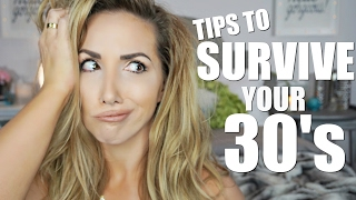 8 TIPS TO LOOKING GOOD IN YOUR 30's   JessicaFitBeauty