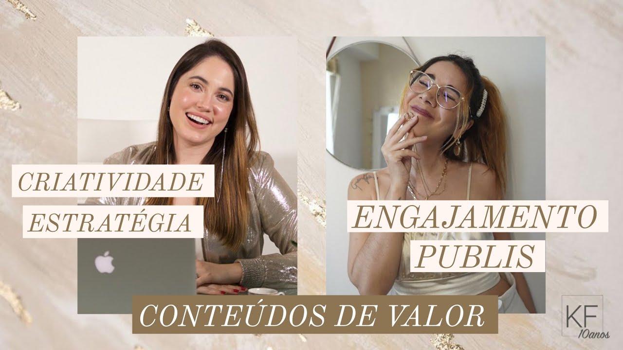 A MELHOR FORMA DE CRIAR PUBLIS com @KatyAbreu