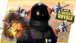 REVOLUTIONARY STICKY BOMB KAMIKAZE STRATEGY! - FortNite Battle Royale  Ep.123