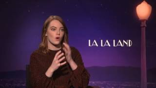Emma Stone  LA LA LAND  Behind The Scenes With Scott Carty