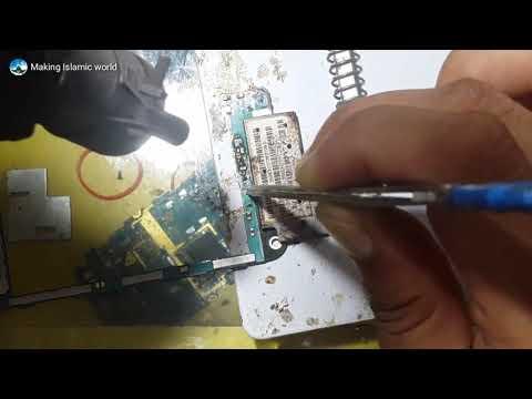 Samsung J210f Charging Ways