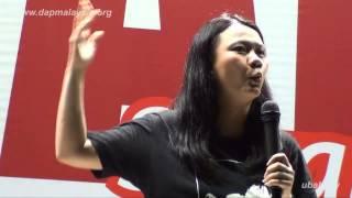 0407 Ceramah @ Senai By Teoh Lee Lan 趙麗蘭