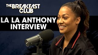 La La Anthony Talks Sex Scenes on Power, Carmelo Anthony & More