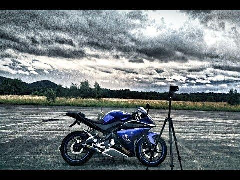 Stunt Day #2 [Yamaha yzf r-125]
