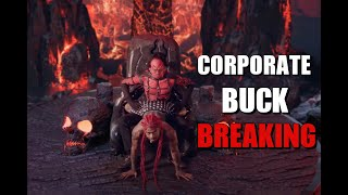 Tariq Nasheed: Corporate Buck Breaking