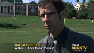 preview picture of video 'C-SPAN Cities Tour - Augusta: Hitler's African Victims'