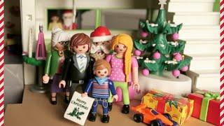 Playmobil Film Deutsch HEILIGABEND Bei Familie Fröhlich 2015