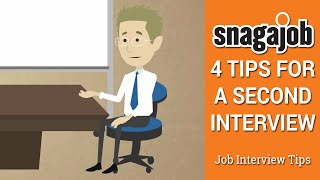 Job Interview Tips (Part 23): 4 tips for a second interview