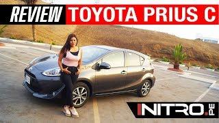 Review Toyota Prius C  | por Giovanna Alvarado
