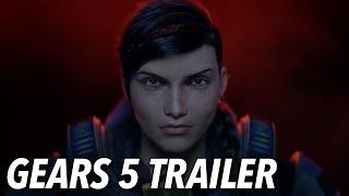 Gears 5 Trailer at Xbox E3 Briefing   E3 2019