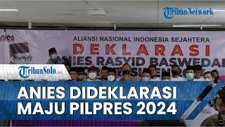 Anies Dideklarasikan Maju Pilpres 2024, Pengamat: Situasi Sosial Politik Sudah Diarahkan Masif