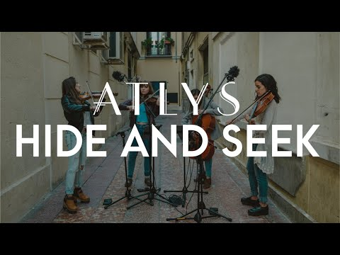 ATLYS performing a live cover of Hide and Seek by Imogen Heap