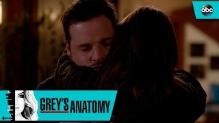 Grey's Anatomy - Jo Learns Alex Is Safe