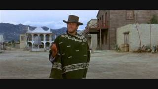 A Fistful of Dollars Clint Eastwood