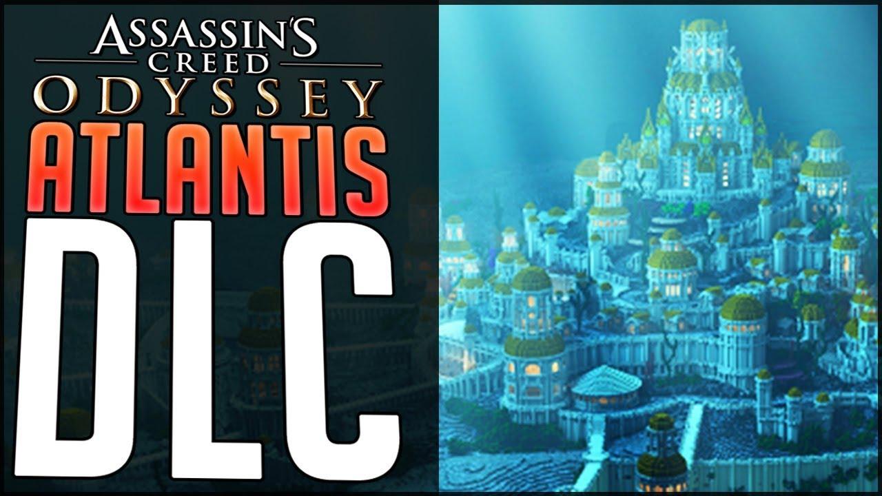 Assassin's Creed Odyssey ATLANTIS DLC - DLC aus dem Season Pass