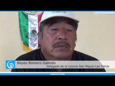 Gestiones de autoridades auxiliares de San Miguel Las Tablas en Valle de Chalco
