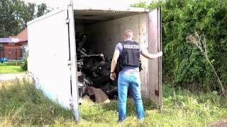 Kryminalni odzyskali skradzione porsche cayenne i audi