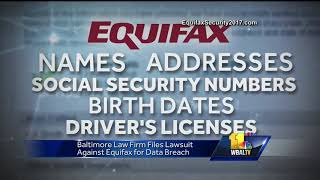 Video: Baltimore law firm leads class action lawsuit against Equifax