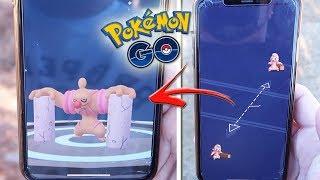 Timburr  - (Pokémon) - ¡EVOLUCIÓN por INTERCAMBIO de CONKELDURR! ¿¡El mejor TIPO LUCHA de Pokémon GO!? [Keibron]