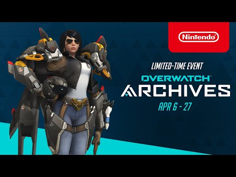 Overwatch Archives 2021 – Nintendo Switch