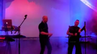 The Psychic Force   Underpass 2015 John Foxx Cover 1080p