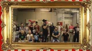 Cirque Le Soir Dubai ALS IceBucketChallenge
