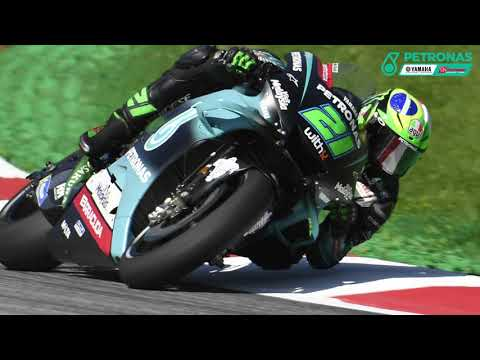 British GP preview with Franco Morbidelli and Fabio Quartararo