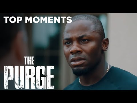 The Purge (TV Series) | Marcus Confronts His Neighbors | S2 Ep7 Top Moments | on USA Network