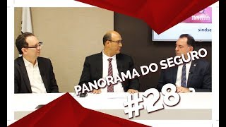 PANORAMA DO SEGURO RECEBE O PRESIDENTE DO SINCOR-SP