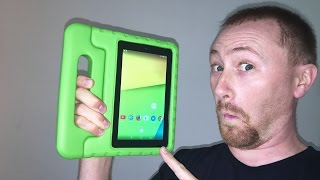 Newstyle Shockproof Case for Amazon Fire Tablet Review