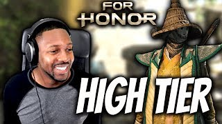 For Honor ∙ Trying Out Nobushi - High Tier Hero   Patreon Is Live!