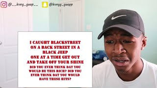 50 CENT - HOW TO ROB (LYRICS) | REACTION