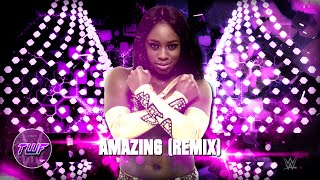 WWE Naomi NEW Theme Song 'Amazing' (Remix) 2016/2017 ᴴᴰ [NOT FULL]