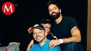 """Ricky Martin, Residente Y Bad Bunny Unen Sus Voces En """"Cántalo"""""""