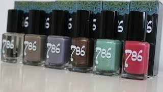 HALAL NAIL POLISH BY 786 REVIEW + BREATHABILITY TEST