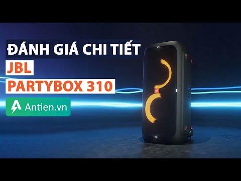 Đánh giá chi tiết JBL Partybox 310| Nhiều nâng cấp đáng giá, cải tiến tuyệt vời