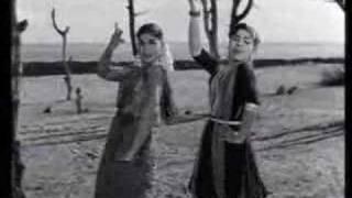 Woh Chale Jhatak Ke Daman - Rajendra Kumar & Jamuna
