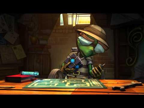 Видео № 0 из игры Sly Cooper - Прыжок во времени [PS Vita]