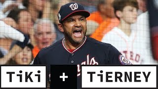 They Got The Trea Turner Call Right | Tiki + Tierney