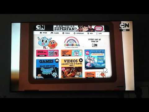 Cartoon Network UK HD The Amazing Month Of Gumball Website