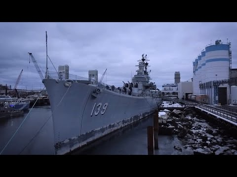 Ghosts Of The Sea Witch: The Haunted USS Salem