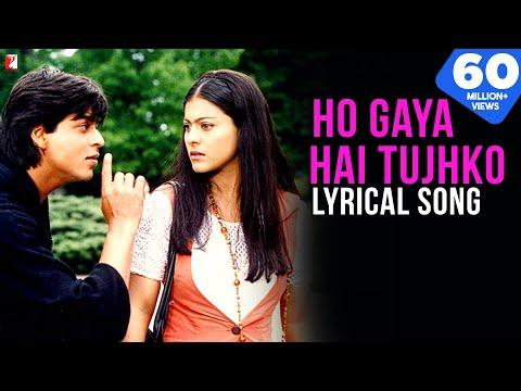 Lyrical: Ho Gaya Hai Tujhko Song with Lyrics   Dilwale Dulhania Le Jayenge
